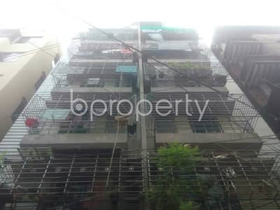 2 Bedroom Apartment for Rent in Badda, Dhaka - Nice 720 SQ FT flat is available to Rent in Badda