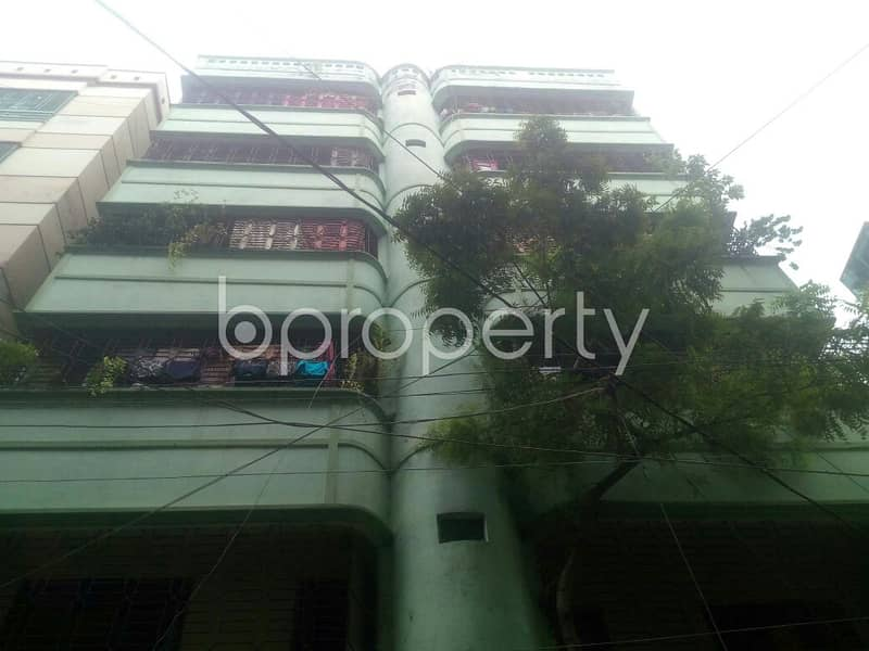 550 Sq Ft Reasonably Priced Residential Flat Is Ready For Rent In South Baridhara.
