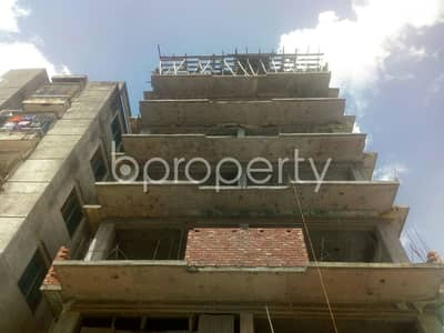2 Bedroom Apartment for Sale in Badda, Dhaka - Convenient And Well-constructed 850 Sq Ft Flat Is Ready For Sale At South Baridhara R/a