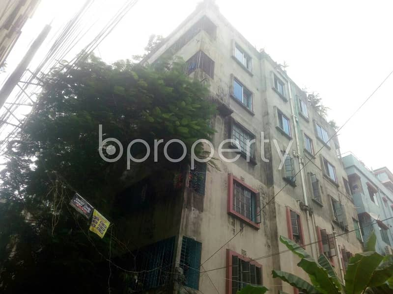 In South Baridhara Residential Area, 550 Sq. Ft Flat For Rent