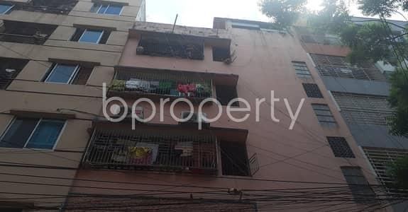 ভাড়ার জন্য BAYUT_ONLYএর অ্যাপার্টমেন্ট - মোহাম্মদপুর, ঢাকা - A Convenient 720 Sq Ft Residential Flat Is Prepared To Be Rented At Nurjahan Road