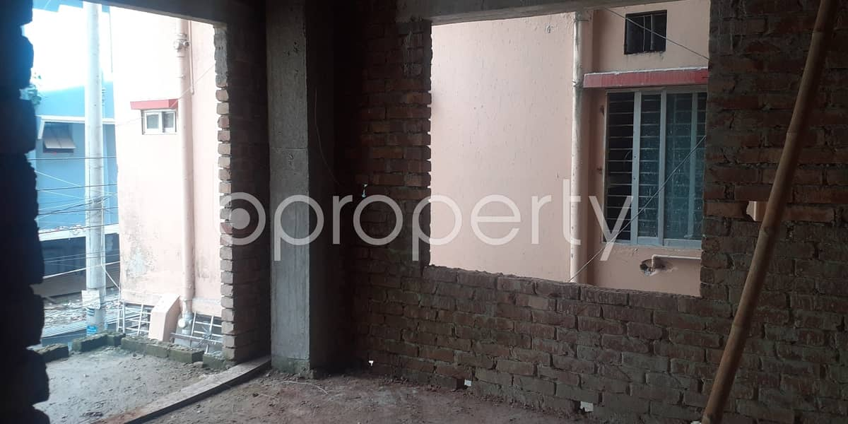 A 1250 Sq Ft Home Is Available For Sale At Ibrahimpur, With An Affordable Deal