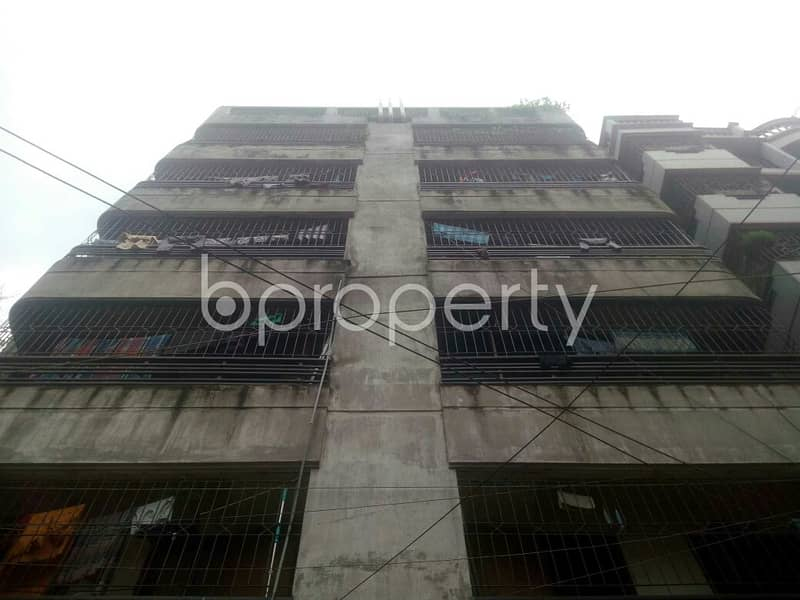 An Apartment For Rent Is All Set For You To Settle In South Baridhara Residential Area