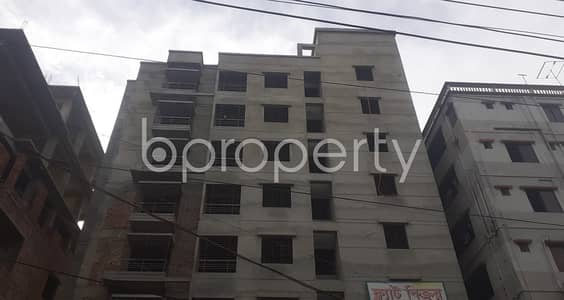 3 Bedroom Flat for Sale in Banasree, Dhaka - Your Dream Home Including 3 Bedroom Is Ready To Be Sold At Banasree