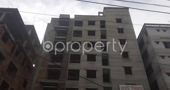 3 Bedroom Apartment for Sale in Banasree, Dhaka - Find Your Desired Apartment At This 1241 Sq Ft Ready Flat For Sale At Banasree
