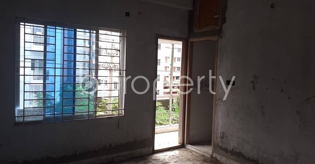 Make This 1600 Sq Ft - 3 Bedroom Flat Your Next Residing Location, Which Is Up For Sale In Bashundhara R-A