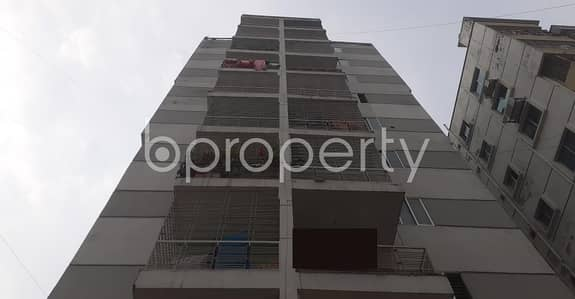 3 Bedroom Flat for Sale in Banasree, Dhaka - An Apartment Is Up For Sale At Banasree Near Iqra Bangladesh School