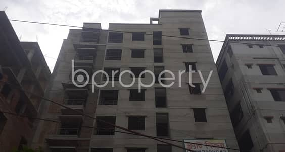 3 Bedroom Flat for Sale in Banasree, Dhaka - For Sale Covering An Area Of 1241 Sq Ft In Banasree