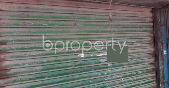 Shop for Rent in Hazaribag, Dhaka - Commercial Shop Space For Rent In Hazaribag, Jigatola