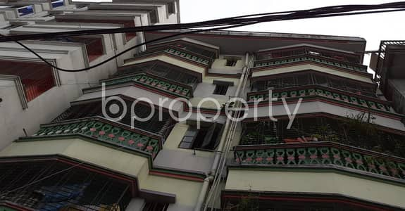 Beautiful 700 SQ FT flat is available to Rent in Gazipur Sadar Upazila