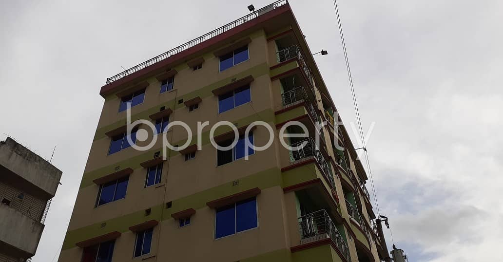 Beautiful 800 SQ FT flat is available to Rent in Gazipur