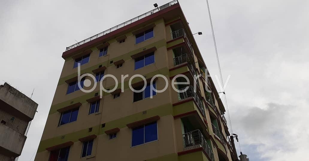 At Gazipur Sadar Upazila A Nice Flat Up For Rent.