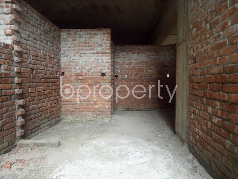 Worthy 1395 SQ FT Residential Apartment is for sale at Katalgonj
