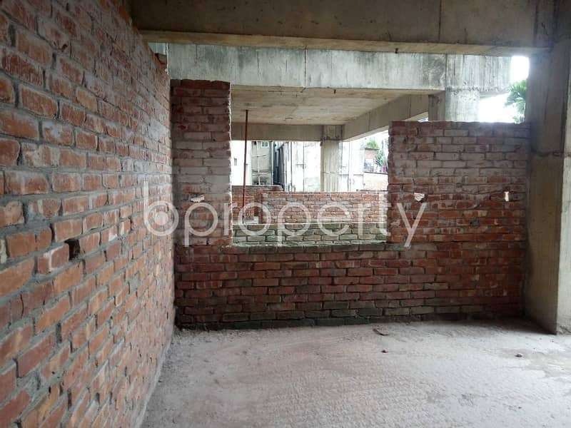 Worthy 1395 SQ FT Residential Apartment is for sale at Panchlaish