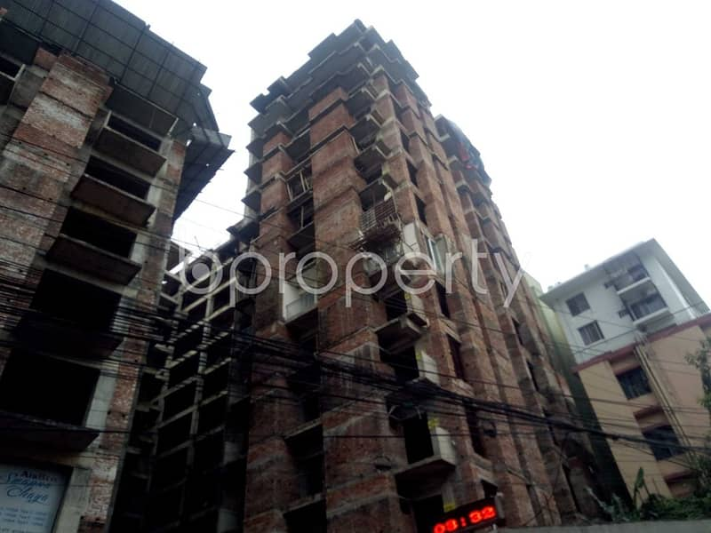 An Apartment For Sale Is Located In Panchlaish Near Chattogram Medical College Hospital