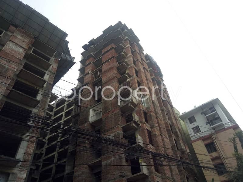 An Apartment For Sale Is Located On Katalganj Near Chattogram Medical College Hospital
