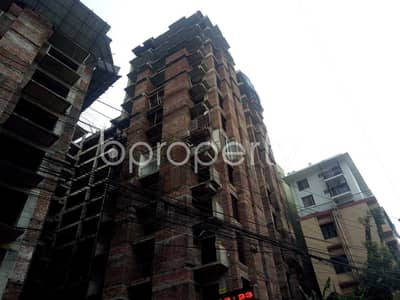 3 Bedroom Apartment for Sale in Panchlaish, Chattogram - A well-constructed 1436 SQ FT flat is for sale in Katalgonj, Sheikh Bahar Ullah Lane