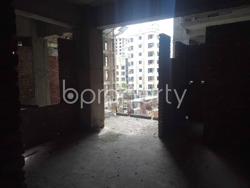 Flat For Selling Purpose Is Available Nearby Shekh Bahar Ullah Jame Mosque