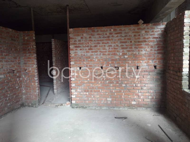 Check This Flat For Sale In Katalgonj Nearby Shekh Bahar Ullah Jame Mosque