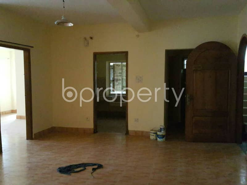 Nice Flat Of 1400 Sq Ft Can Be Found In Chattogram DOHS To Sale