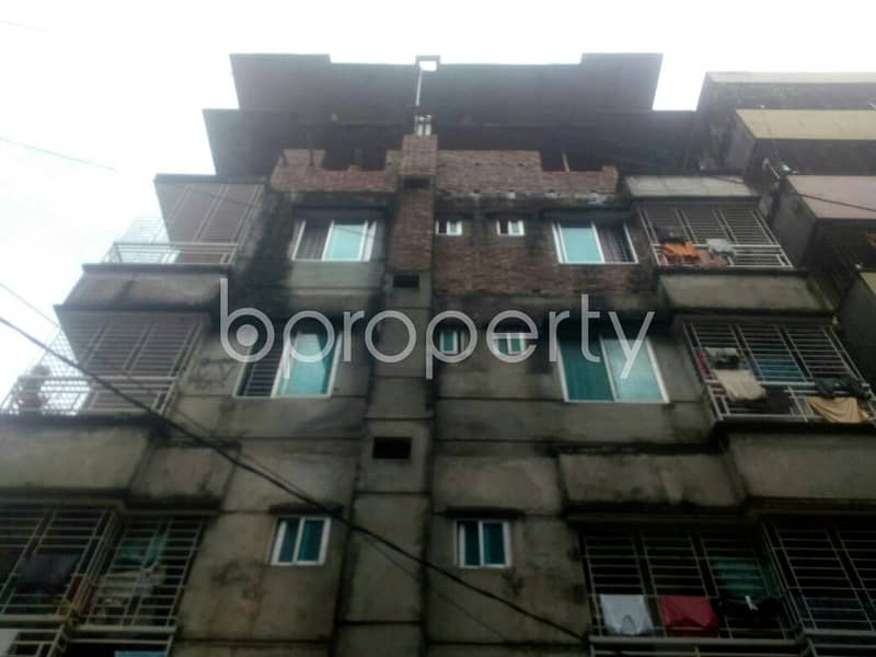 400 Sq Ft Warehouse For Rent In Road No 6, South Baridhara Residential Area, D. i. t. Project, Badda