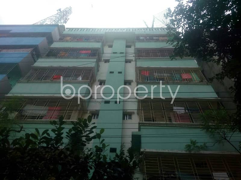 720 Sq Ft Residence For Rent In D. i. t. Project, Badda
