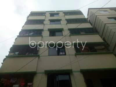 A Reasonable Apartment Of 1000 Sq Ft Is Waiting To Be Rented In South Baridhara Residential Area