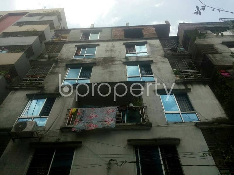 A Ready 720 Sq. ft -2 Bedroom Apartment For Rent In South Baridhara Residential Area