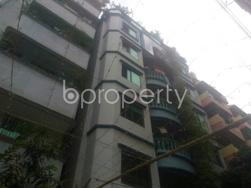 Choose your destination, 720 SQ FT apartment which is available to Rent in Badda