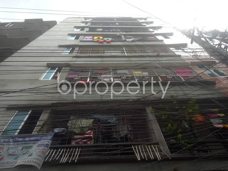 A Dazzling 850 Sq Ft Residential Property Is Up For Rent Located At Shahjadpur