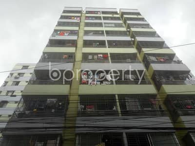 3 Bedroom Apartment for Sale in Badda, Dhaka - Get This 1110 Sq Ft Wonderful Flat In Pragati Sarani, Shahjadpur Is Available For Sale