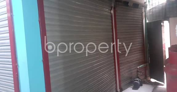 Shop for Rent in Bashundhara R-A, Dhaka - Shop Space Of 300 Sq Ft Is Up For Rent In Apollo Hospital Road, Block A, Bashundhara R-a
