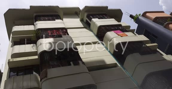 ভাড়ার জন্য BAYUT_ONLYএর অ্যাপার্টমেন্ট - ১০ নং উত্তর কাট্টলি ওয়ার্ড, চিটাগাং - Apartment Of 1120 Sq. Ft Is Available For Rent In CDA R/A .