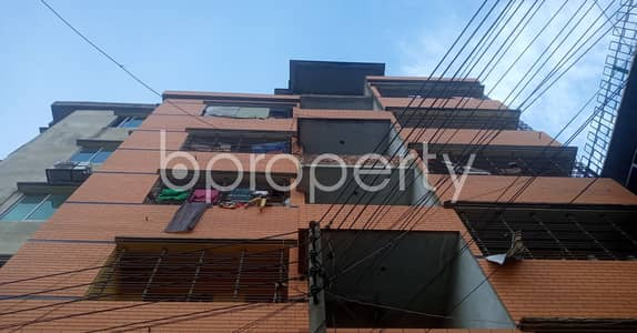 A Finely Built 680 Sq Ft Flat Is Up For Rent In Bandartila