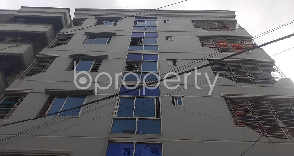 Close To Al-Razi Islamia Hospital (Pvt) Limited A 700 Square Feet Nice Apartment Is For Rent