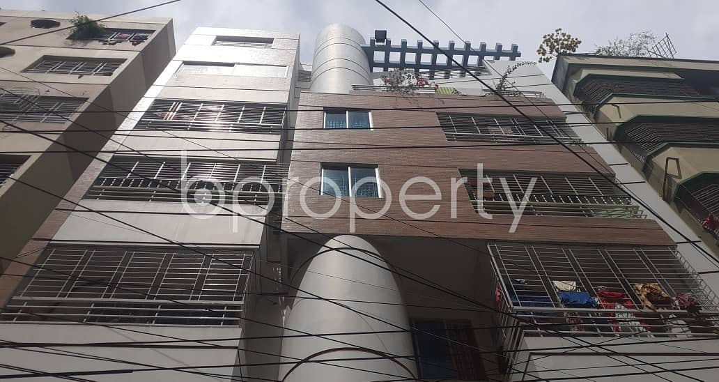 Visit This 1200 Sq. Ft Apartment Up For Rent At Banasree Very Near To Al-Razi Islamia Hospital (Pvt) Limited.