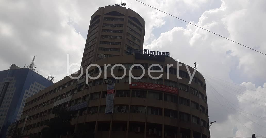 In Dilkusha Commercial Area This 1421 Sq. Ft Office Space Is Up For Rent.