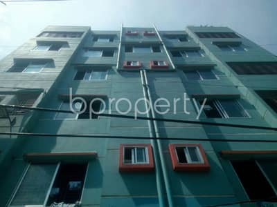 Residential 650 Sq Ft Apartment For Rent Is Near Alatunnesa School In South Badda