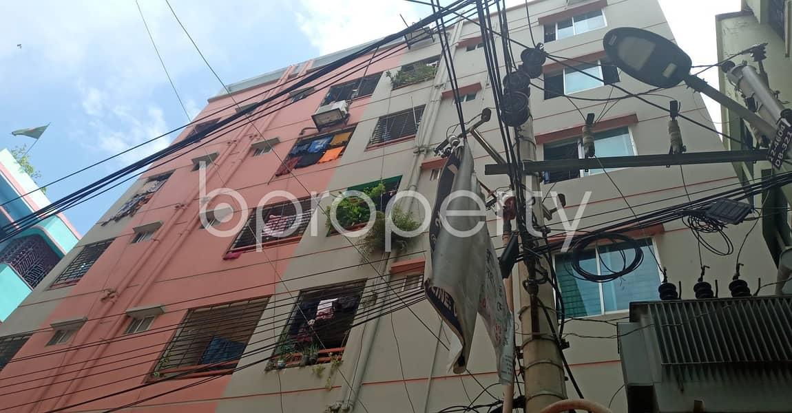 Residential 950 Sq Ft Apartment For Rent Is Near Meena Bazar In Shantinagar