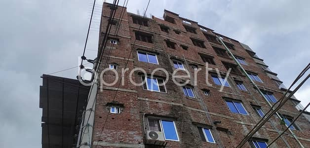 Offering you 1050 SQ FT flat to Rent in Badda