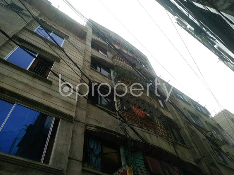 An Apartment Is Up For Rent At Mirpur Near Sher-e-bangla National Cricket Stadium