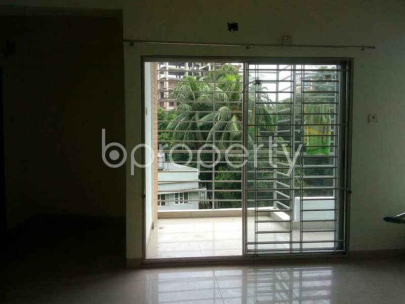 Residential 1600 Sq Ft Apartment For Rent Is All Set For You To Settle Near Khulshi Police Station In Khulshi