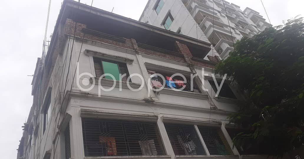 An Extensive Apartment Of 800 Sq Ft Is Vacant For Rent In Bochila