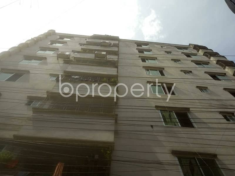 Residential 3 Bedroom Flat For Rent Is Near Mardi Gras Convention Hall In Mirpur