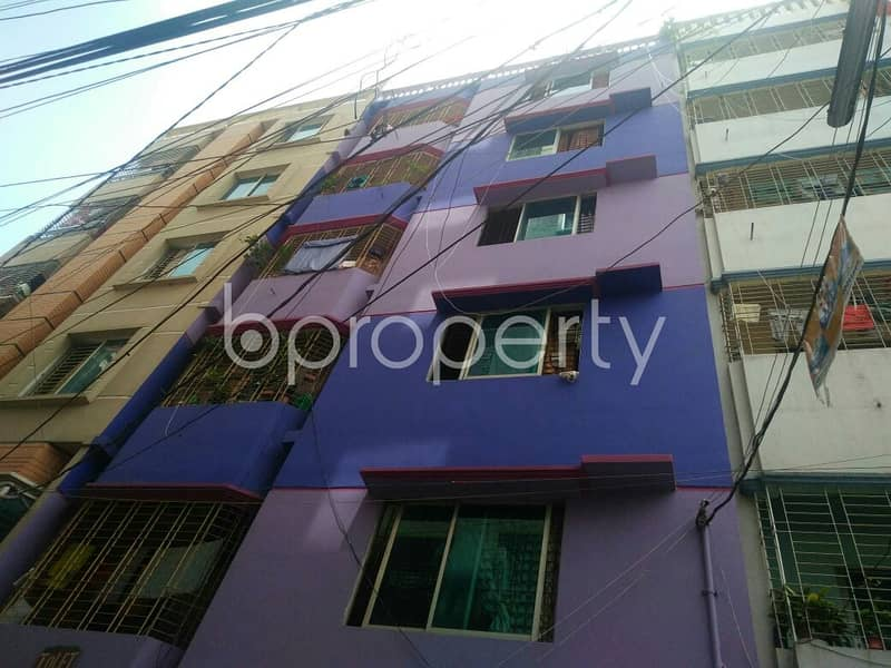 Residential 400 Sq Ft Apartment For Rent Is Near Dutch-bangla Bank | Fast Track In Mirpur 2