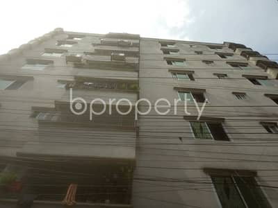 Residential 1300 Sq Ft Apartment For Rent Is Near Dss Convention Center In West Shewrapara