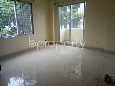 ভাড়ার জন্য BAYUT_ONLYএর ফ্ল্যাট - বসুন্ধরা আর-এ, ঢাকা - Lovely Apartment Covering An Area Of 1450 Sq Ft Is Up For Rent In Bashundhara R-a Near Eye Hospital