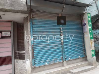 Shop for Rent in Badda, Dhaka - In The Location Of Shahjadpur 100 Square Feet Commercial Space For Rent