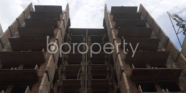 4 Bedroom Flat for Sale in Bashundhara R-A, Dhaka - A well-constructed 1905 SQ FT flat is for sale in Bashundhara R-A