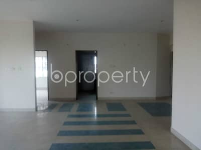 4 Bedroom Apartment for Rent in Uttara, Dhaka - A Nicely Planned 2400 Sq Ft Flat Is Up For Rent In Uttara Sector 11